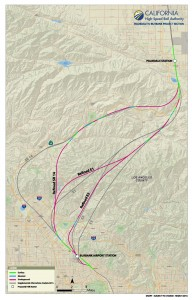 CHSRA Letter (3-15-16) NEW PROPOSED ROUTE MAP